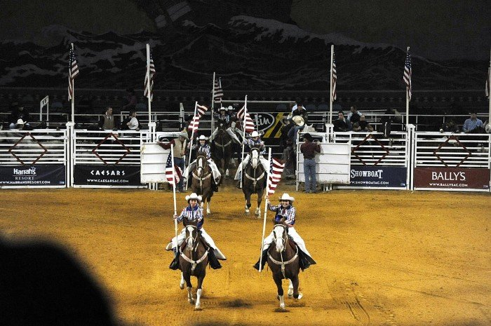Atlantic City Boardwalk Rodeo