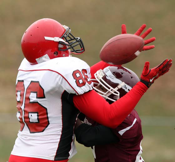 O.C. takes to the air to beat Pleasantville