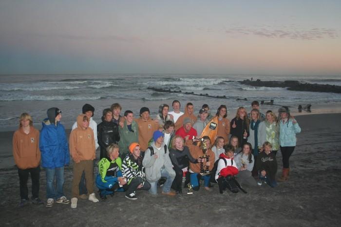 Ocean City surfers