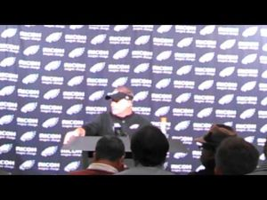 Eagles coach Chip Kelly talks about loss to Chargers