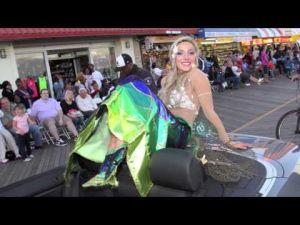 Miss America Parade Atlantic City Boardwalk