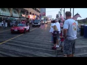 Atlantic City Salutes America's Armed Forces Parade