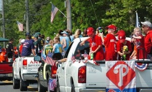 northfield parade