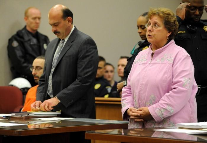 Simkins sentencing