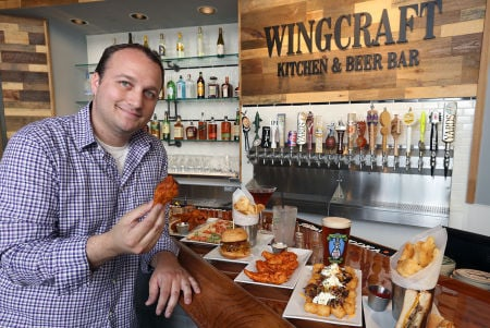 Wingcraft Kitchen and Bar