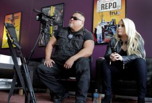 Reality Show Tracks Down Viewers For Latino Channel: Roman Morales III and Liliana Monique Covarrubias are two of the main characters of mun2's cable TV show 'Fugitivos de la Ley.'