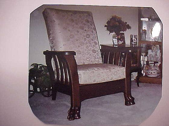 Morris chair easily retains popularity