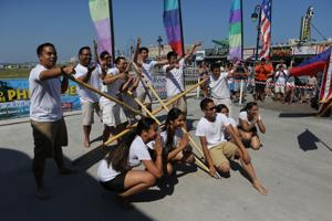 Ocean City's 7th annual Tribute to the Philippines