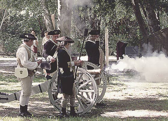 Revolutionary War encampment at Cold Spring Village tops our list of fun At The Shore Today