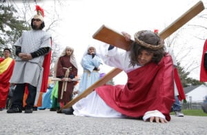 Good Friday Station of the Cross Service in Egg Harbor City