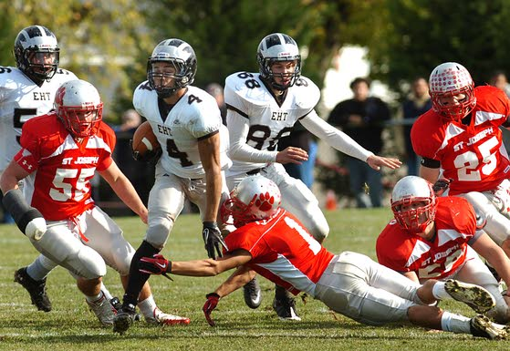 Football playoff preview: No. 4 Egg Harbor Township at No. 1 Cherokee
