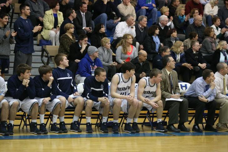 Cal Boys Basketball Semi-finals