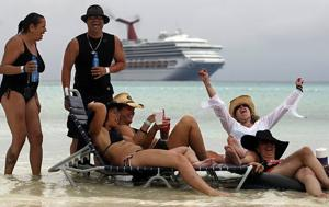 Party like a VIP -- Better yet, cruise with one