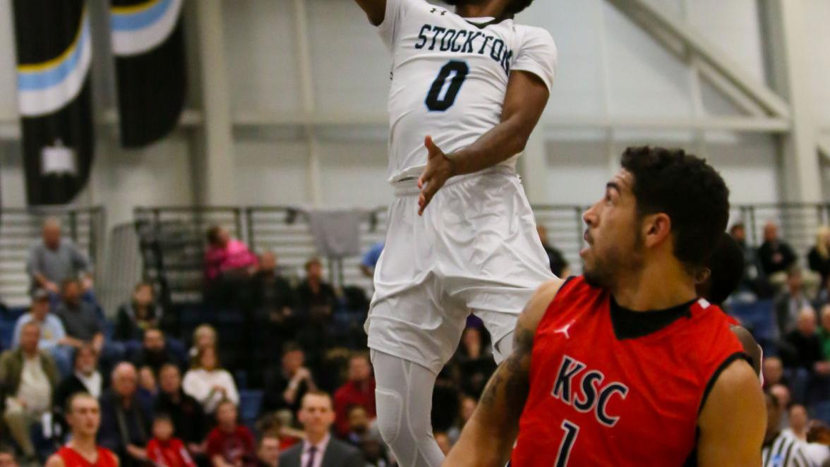 Stockton men's basketball in NCAA tournament