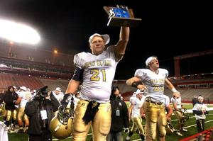 High school football player of the year: Holy Spirit's Donta Pollock