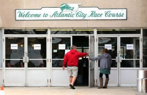 Atlantic City Race Course Prepares for Live Racing