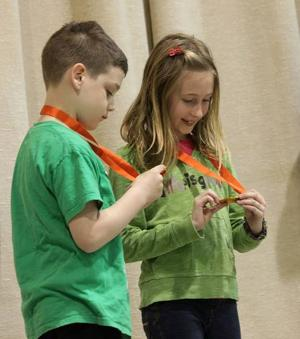 Reeds Road students break Jump Rope for Heart donation record