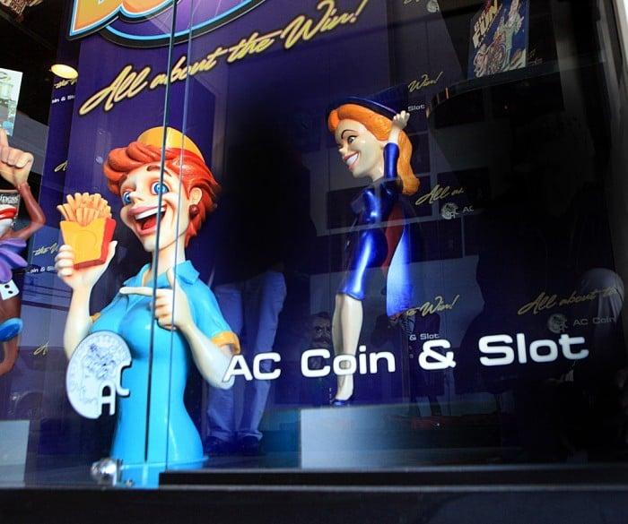 AC slots