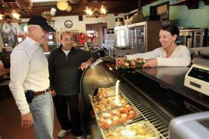 Northfield farm  market shows off Italian background