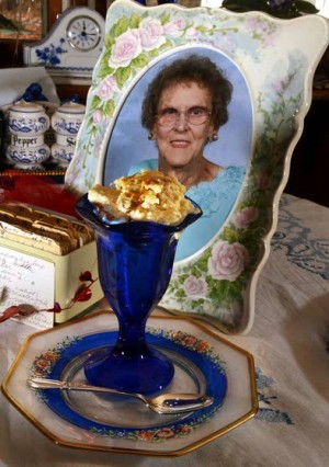 Legacy recipes: EHT woman's bread pudding recipe brings good taste, warm memories