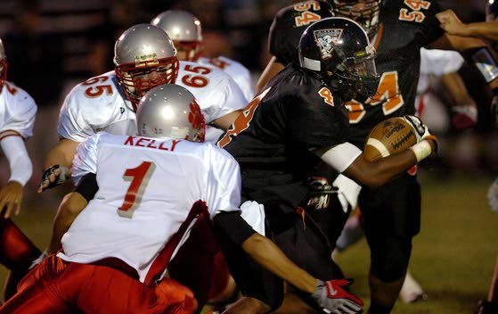 Week 2 high school football lineup: A rivalry game -- already
