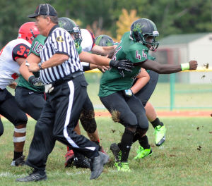 Cedar Creek Football