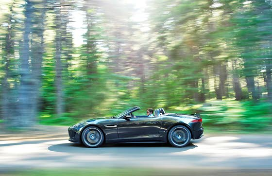 2014 F-Type: Jaguar Returns to the Roadster