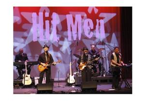 The Hit Men - of MusicSupergoup assembles to perform classic hits