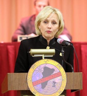 New Jersey Llieutenant Governor Kim Guadagno