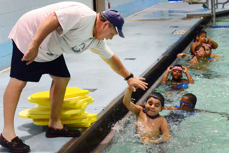 SWIM CLASSES