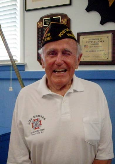 Ventnor vet takes charge of VFW post