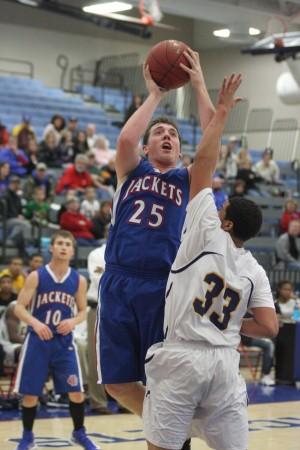 Johnson goes up against Eagle
