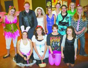 Junior High Halloween Dance