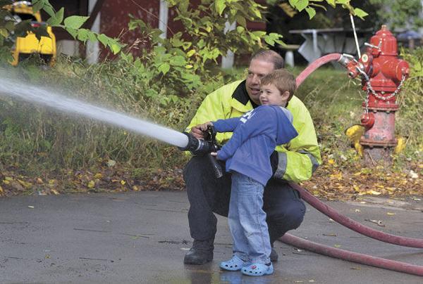 White Bear Lake Fire Department open house