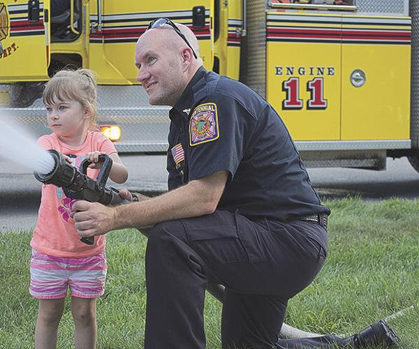 Night to unite brings neighbors together
