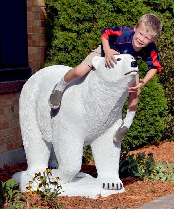 A big White Bear welcome