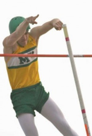 Missionary work next for record-breaking Mounds View pole vaulter