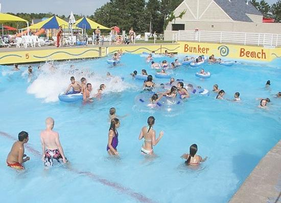 Bunker Beach Expansion On Course News