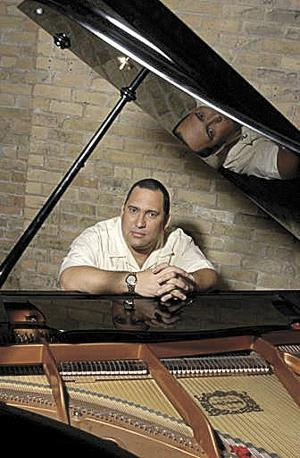 Cuban pianist