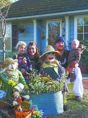 Fall Fest scarecrow contest winners