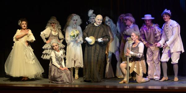 White Bear Lake Area High School presents The Addams Family (w/video)