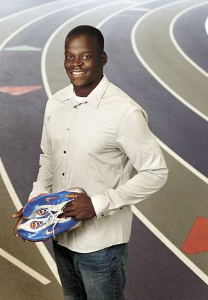 Accelerated ambitions: Aba Omot chasing his dreams