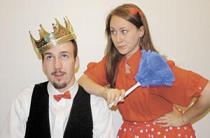 Local playwright's adaptation of Cinderella
