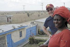 Local couple leads orphanage in Kenya