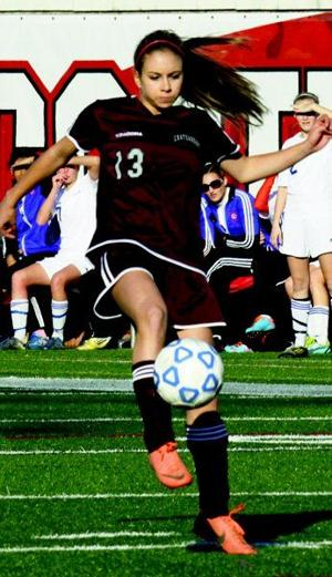PPR SPORTS 1119 Chat girls soccer photo 3
