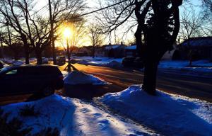Temperatures Rising, Snow Melting?