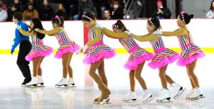 The Sweetest Show on Ice