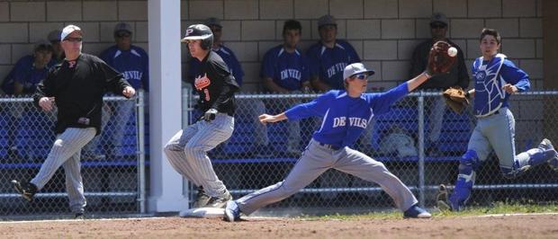Ogdensburg Free Academy Baseball as Ogdensburg Free Academy