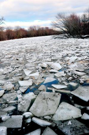 PPR ice jam 0115