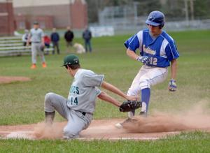 PPR sports: photo for B1 baseball story
